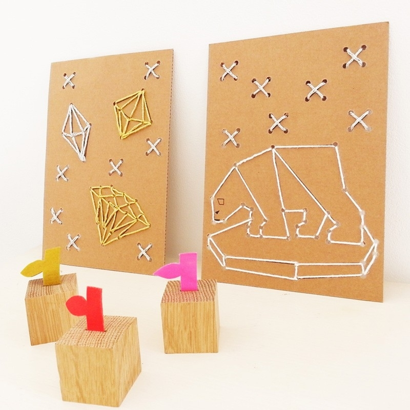 cartes_a_broder_ours_polaire_diamants