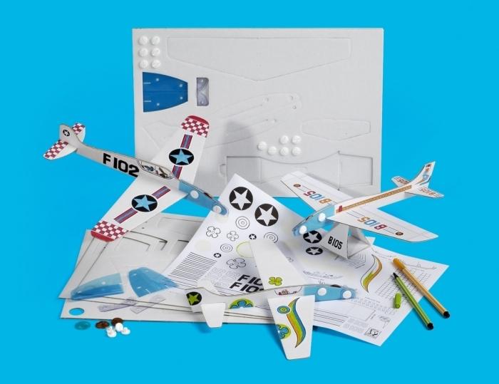 loisir-creatif-pour-garçon-mes-z-avions