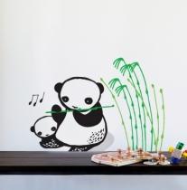 Panda-sticker-deco-chambre-enfant