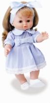 Câlinette Fleur Bleue 36 cm - Blonde