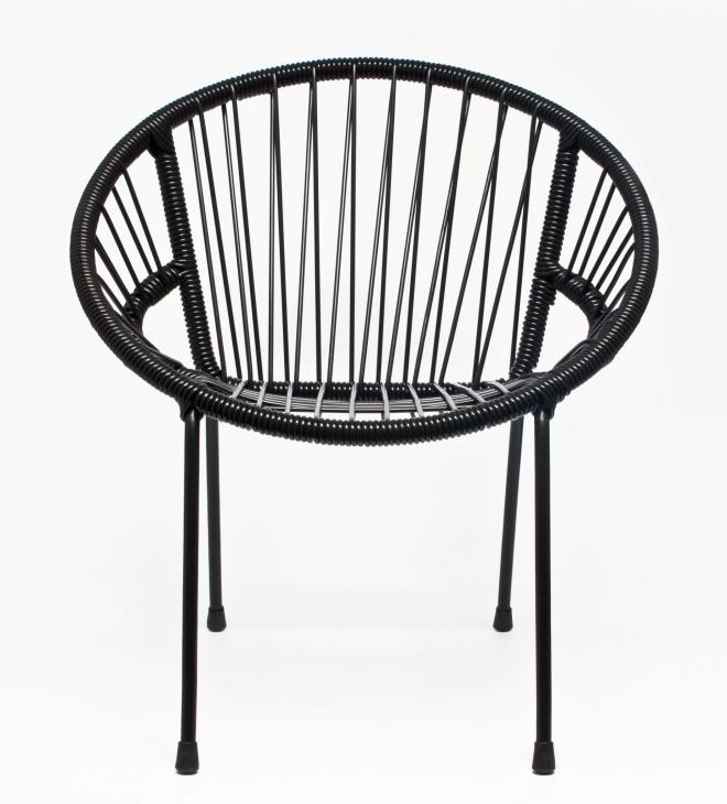 Chaise-tica-noire-scoubidou-face