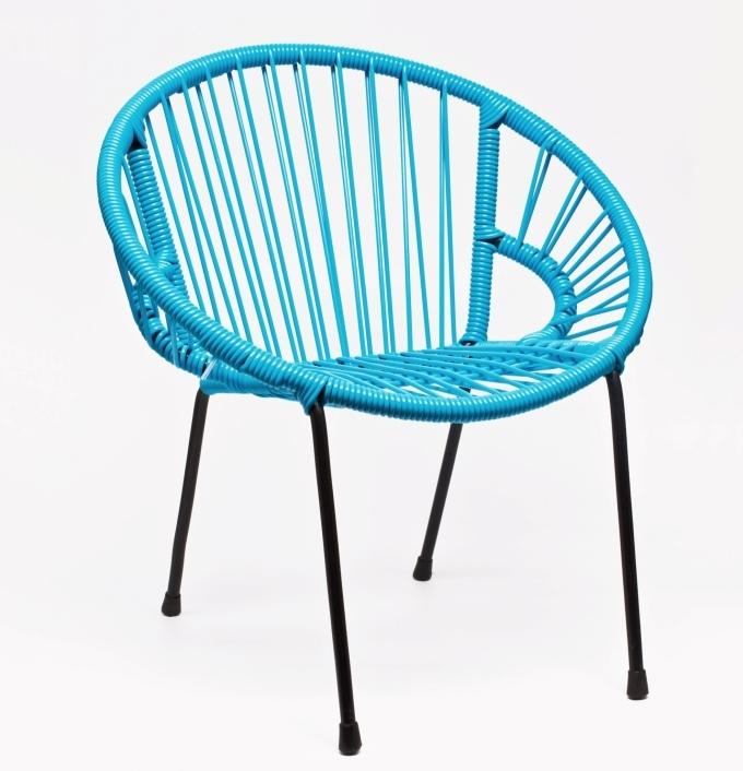 chaise-bebe-scoubidou-turquoise