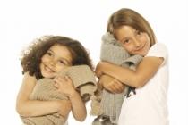 Couverture-laine-marron-cadeau-naissance
