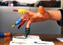 Fingermax-propose-nouvelle-façon-de-peindre-pour-enfant