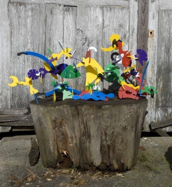 Sculpture-shapescape-imaginaire