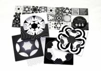 Kaleidograph-noir-blanc-opart
