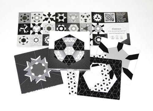 Kaleidograph-noir-blanc-contrast