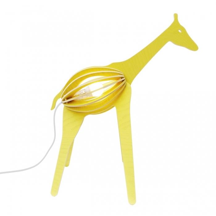 lampe-design-chambre-enfant-girafe