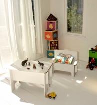 mobilier-carton-bureau-banc-enfant