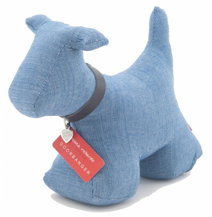 bloc-porte-max-chien-bleu-monica-richards
