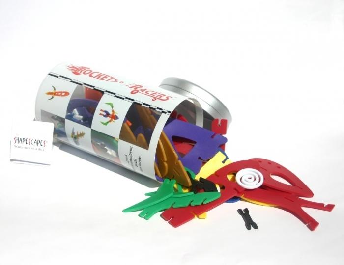 Shapescapes-jeu-construction-rocket-racer
