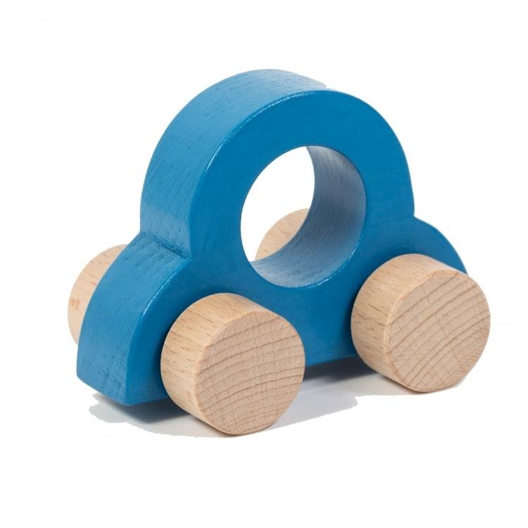 voiture en bois id ale pour les premiers jouets de b b. Black Bedroom Furniture Sets. Home Design Ideas
