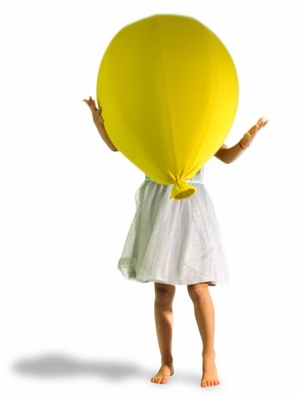 Pouf-design-mobilier-enfant-ballon-jaune