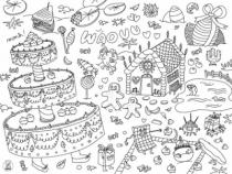anniversaire-gouter-d-enfant-set-table-a-colorier