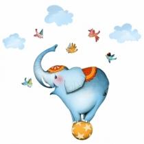 Sticker-elephant-rigolo-funambule-acte-deco