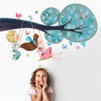 idee-deco-mur-sticker-enfant-balancoire-fille-et-garcon
