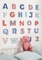 Stiker-mural-alphabet-majuscule