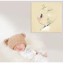 little-king-tableau-deco-chambre-enfant