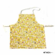 Tablier-cuisine-enfant-jaune-twen