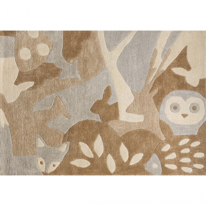Tapis-chambre-enfant-puzzle-beige
