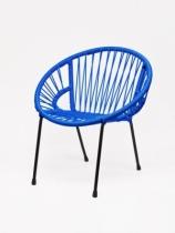 Tica-la-chaise-scoubidou-enfant-bleue