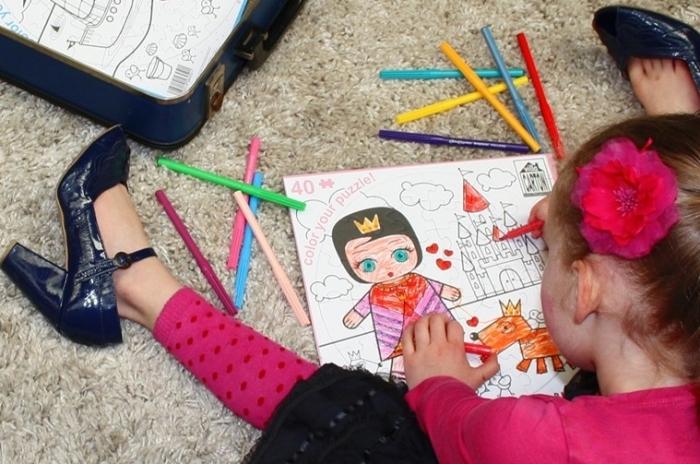 puzzle-coloriage-princesse-cadeau-original