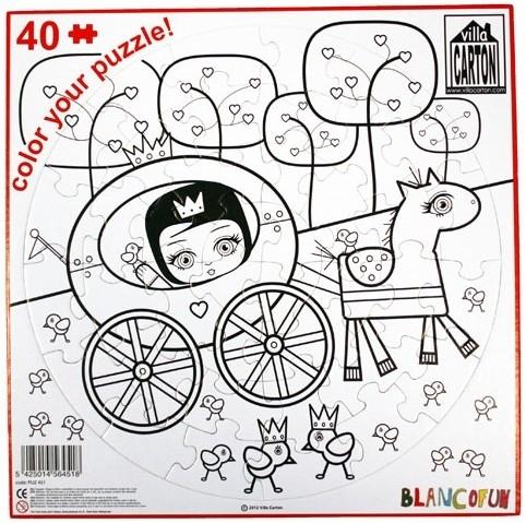 Princesse-Puzzle-coloriage-villa-carton