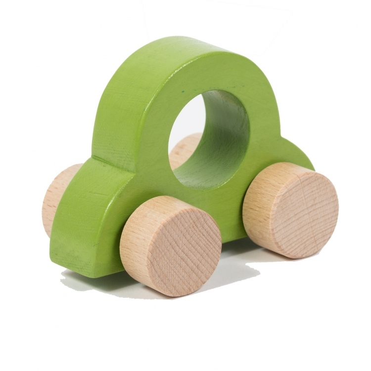 voiture-jouet-bois-vert
