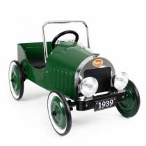 Baghera-voiture-pedale-classique-verte