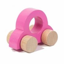 voiture-jouet-bois-rose