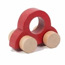 voiture-jouet-bois-rouge