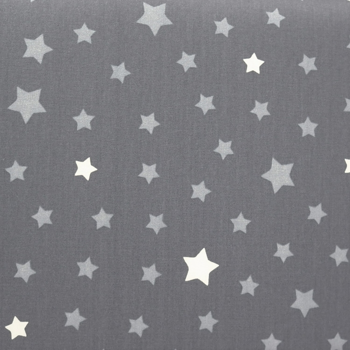 zoom-tissu-etoiles-gris-argent-strapontin