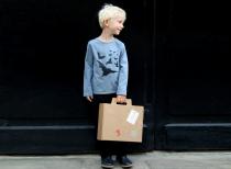 La mode enfant se veut ludique