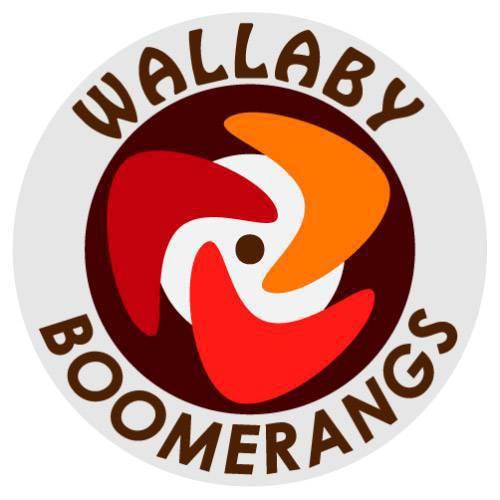 WALLABY BOOMERANGS