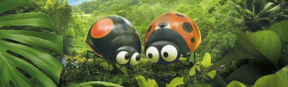 """20 DVD du dessin animé """"Minuscule la vallée des fourmis perdues -image-46085-moyenne"""