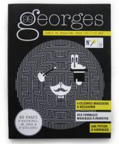 Magazine Georges - 7 à 12 ans - Magie