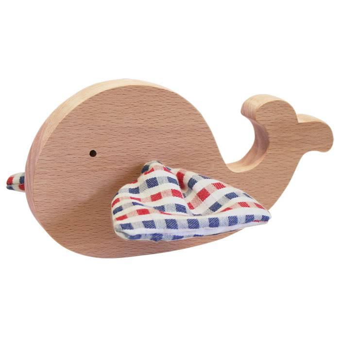 Baleine - Petits carreaux