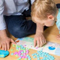 Möbi kid - jeu mathématique 3 à 6 ans