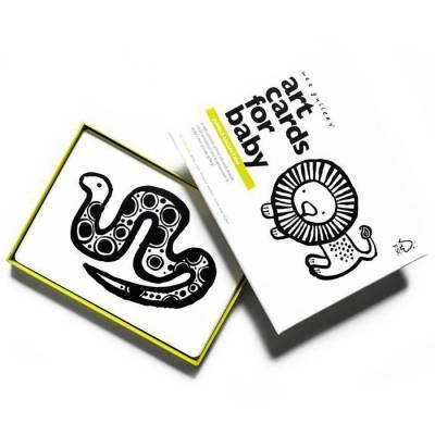 Cartes imagier animaux - Jungle