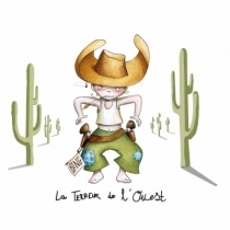 Sticker-enfant-humour-cowboy-et-cactus