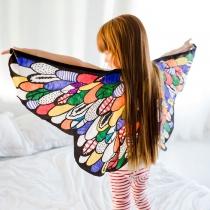 Ailes-tissu-oiseaux-seedling-a-colorier