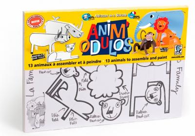 animaux-carton-savane-a-colorier