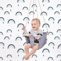 papier-peint-decoratif-chambre-enfant-arce-en-ciel