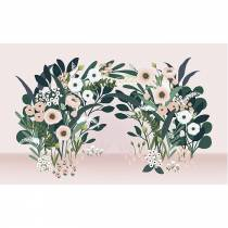 lilipinso-decor-mural-arche-de-fleurs-fond-clair
