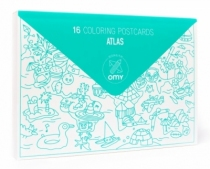 Cartes-postales-omy-vacances-coloriage