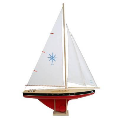 bateau-tirot-rouge-64-cm