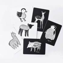 wee-gallery-cartes-imagiers-baby-animals