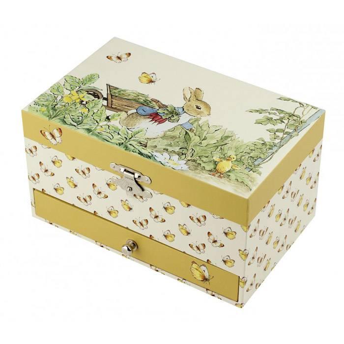 boite-a-bijoux-vintage-lapin
