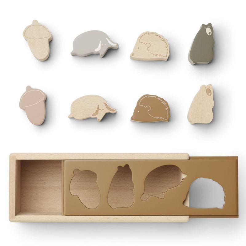 puzzle-formes-en-bois-herisson-ours-chien
