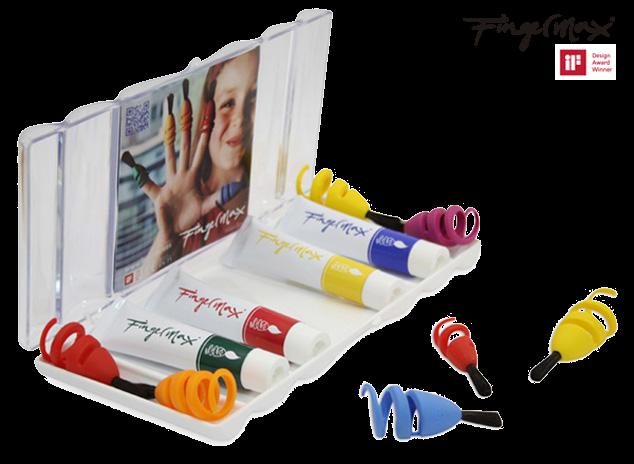 Boitier-fingermax-palette-et-rangement-peinture